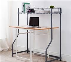 Raised Desk Shelf Dorm Space Savers Dorm Room Organizers Dormco