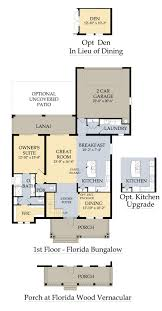 florida floor plans for new homes house plans