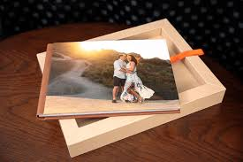 wedding photo album books engagement guest books for weddings mykey day photography