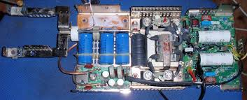 very high current power supply
