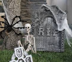 halloween graveyard decorations festival collections halloween
