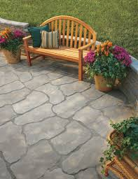 Patio Stone Pictures by Patio Stone Pavers Natural Impressions Stone Foot Notes