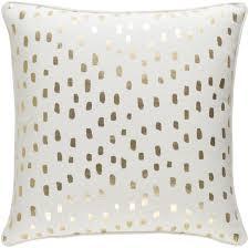max studio home decorative pillow dekla faux fur pillow blush