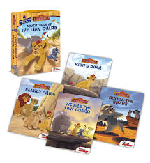 amazon com the lion guard adventures of the lion guard board