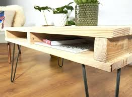 hair pin legs coffee table with hairpin legs hairpin legs coffee table reclaimed