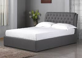 leather beds wayfair co uk