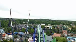 Six Flags Agawam Hours The Joker Front Seat On Ride Hd Pov Six Flags New England Youtube