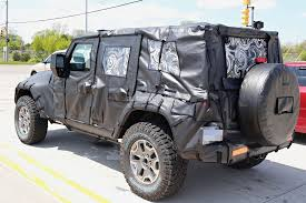new 4 door jeep truck jl wrangler to start production in november 2017 jt wrangler