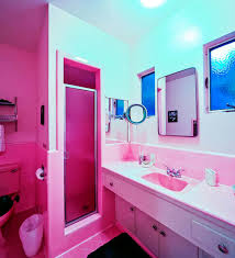 retro pink bathroom ideas bathroom small blue and pink bathroom designs inspiration