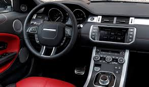 Evoque Interior Photos 2019 Range Rover Evoque Interior Usa Car Driver