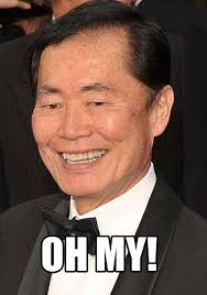 George Takei Oh My Meme - oh my george takei 6 000 rim jobs on the line crackberry com mtm
