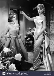 Desiging Women Lauren Bacall U0026 Dolores Gray Designing Woman 1957 Stock Photo
