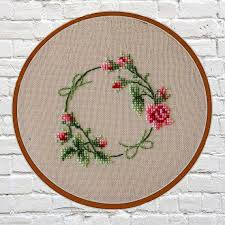 best 25 cross stitch flowers ideas on cross stitch