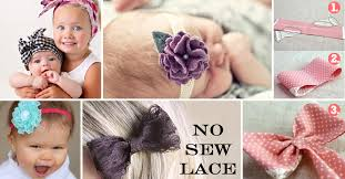 how to make baby hair bows 30 and easy to make hair bows diy projects