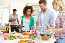 Recipes For A Dinner Party - tips and recipes for a healthy dinner party discover good nutrition