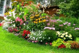 Landscaping Ideas For Slopes Landscape Hillside Landscaping Ideas Great Backyard Landscape