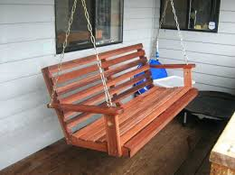 build your own porch swing hanging 36763 interior decor