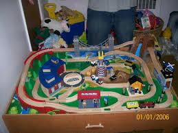 imaginarium classic train table with roundhouse 58 imaginarium train table set up imaginarium mountain rock train