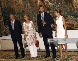 the spanish royal family l to r king j pictures getty images