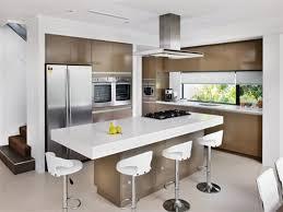 kitchen with an island design modern island kitchen design marble kitchen photo 122754