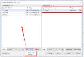 how to quickly batch import multiple csv text xml files in excel