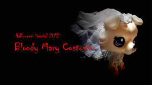 Halloween Bloody Mary Costume Halloween Special 2012 1 Bloody Mary Costume Lps