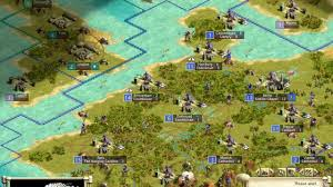 World Map Germany by Civilization 3 World Map Mod Germany Youtube