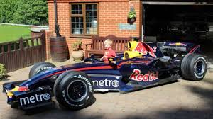 formula 1 car for sale for 400 000 this bull formula one car could be yours