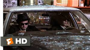 mall chase the blues brothers 2 9 movie clip 1980 hd youtube