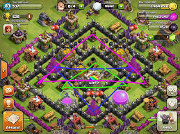 big clash of clans base clash of clans base design guide