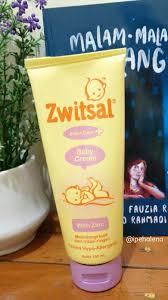 Salep Zink zwitsal krim untuk kulit sensitif ipeh alena