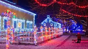 5 christmas light displays to visit outside of mississauga