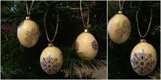 egg ornaments diy egg ornaments thrifty t s treasures