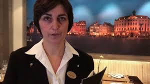 Sterne Restaurant Esszimmer Coburg Goldene Traube Sandra Tober Restaurantleiterin Youtube