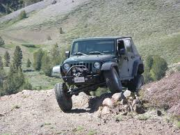 jeep lifted 2 door rubicon4wheeler choosing the right suspension system