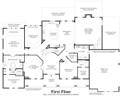 Regent Heights Floor Plan Town Lake At Flower Mound The Vanguard Home Design