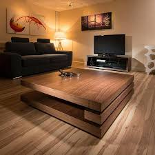 15 ideas of low level coffee tables