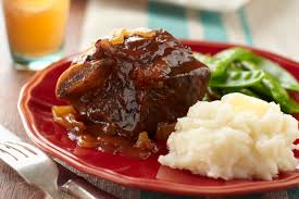 Crock Pot Barbecue Ribs Country Style - slow cooker bbq short ribs kraft recipes