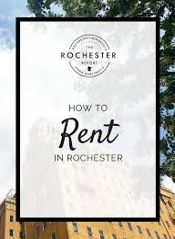 how to rent in rochester mn