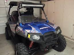 How To Install Led Light Bar On Roof by Led Light Bar Mounting On Roof Polaris Rzr Forum Rzr Forums Net