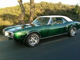 pontiac sports car pontiac firebird 1967 1969 1st generation amcarguide com