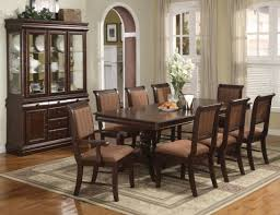 dining room pleasurable thomasville cherry dining room set for