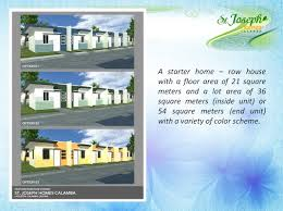 St Joseph Home by St Joseph Homes Calamba St Joseph Sales Division P A Properties