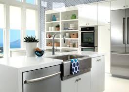 kitchen faucets delta trinsic kitchen faucet stainless arctic