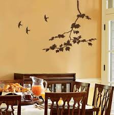 wall art for dining room with modern wall art stencils concept