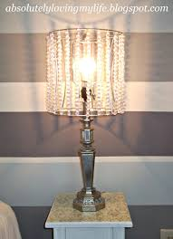 Chandelier Lamp Shades With Beads Diy Beaded Lamp Shades Lighting Projects Pinterest Beads