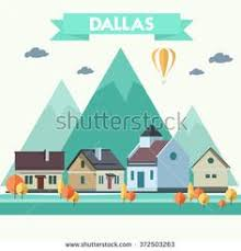 House Flat Design Family Home Traditional And Modern House Flat Design Vector