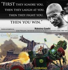 Gandhi Memes - just send him a bunch of gandhi memes it always 158237023 added