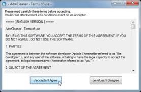 comment installer adwcleaner sur le bureau pc lent comment nettoyer pc et le booster le crabe info