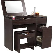 dressers for makeup bedroom vanities walmart